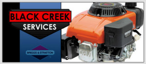 Black Creek Services logo