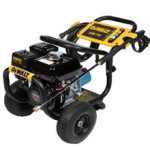 DeWalt Pressure Washer with small engine