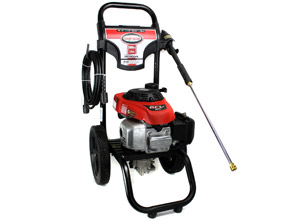 Pressure Washer with Honda small engine