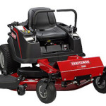 Zero Turn Radius Riding Lawn Mower