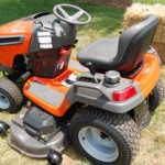 Lawn Tractor with mower by Husqvarna