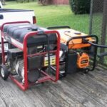 Pickup and Delivery - Portable Generators